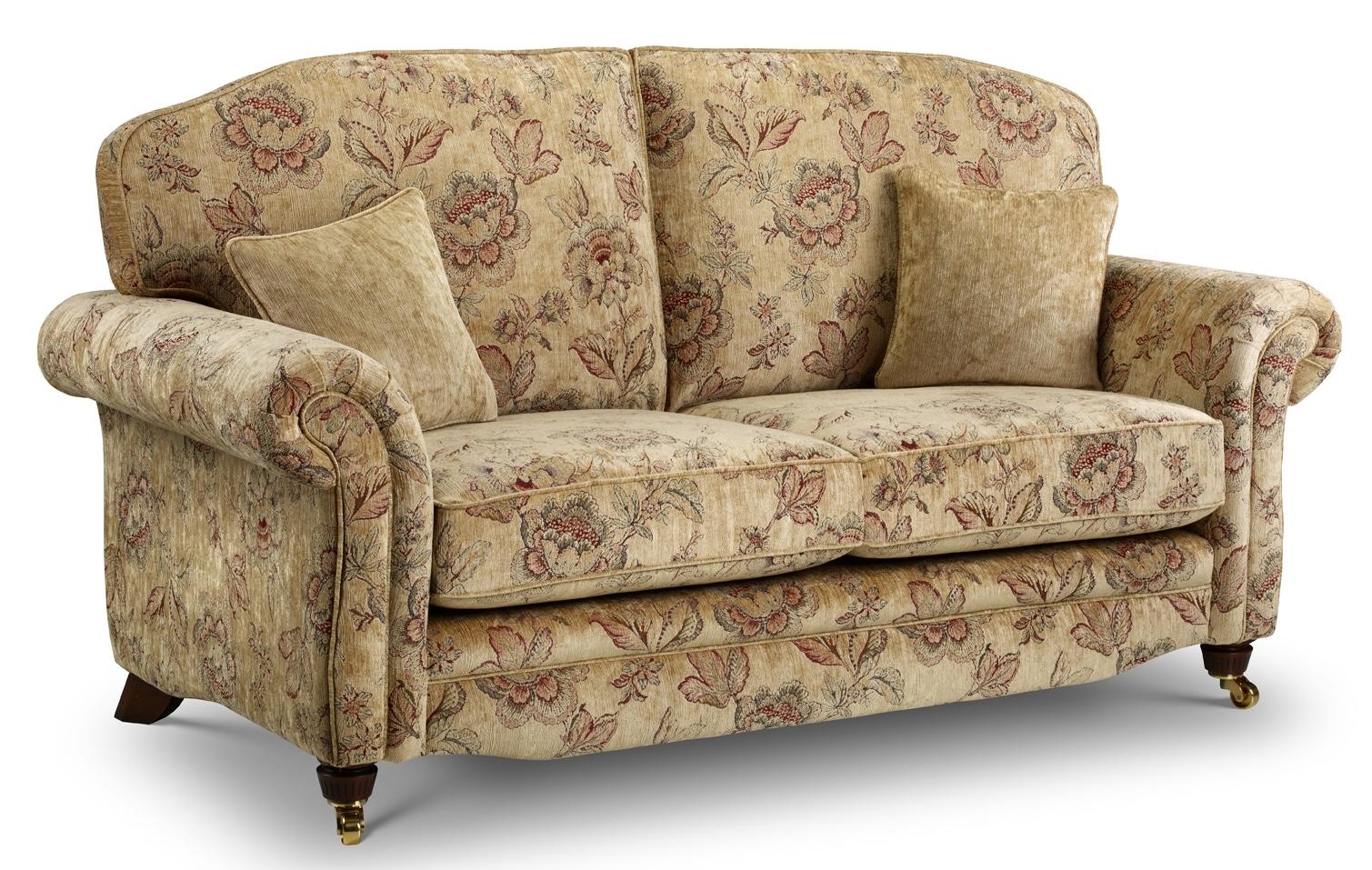 Imperiale Floral Sofa