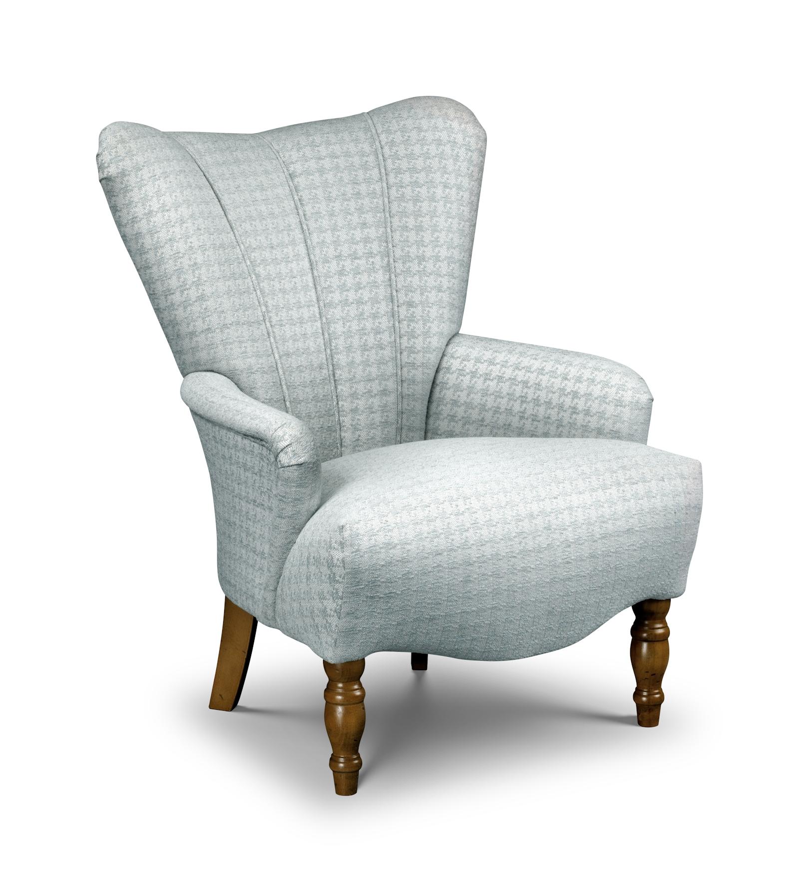 MEL dogtooth chair
